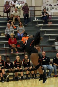 Jadakies Hickman's Women's Volleyball Recruiting Profile