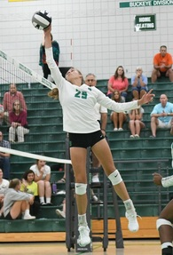 Ashleigh Rothe's Women's Volleyball Recruiting Profile