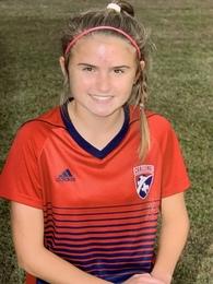 Ainsley Filip's Women's Soccer Recruiting Profile