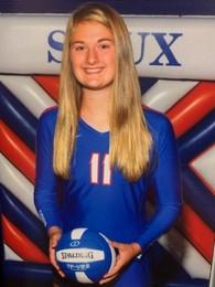 Reagan Jansen's Women's Volleyball Recruiting Profile