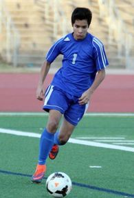 Javier Bastidas's Men's Soccer Recruiting Profile