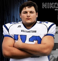 Nikolas Bruno's Football Recruiting Profile