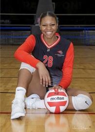 Imani Stokes's Women's Volleyball Recruiting Profile