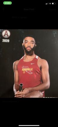 Malcom Leach's Men's Track Recruiting Profile