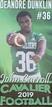 De'Andre Dunklin Football Recruiting Profile