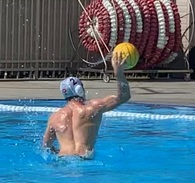 "John ""Hayes"" Beamon's Men's Water Polo Recruiting Profile"