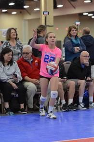 Sophia Castro's Women's Volleyball Recruiting Profile