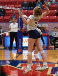 Ryann Ely's Women's Volleyball Recruiting Profile