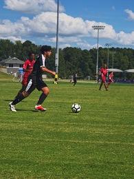 Sebastian Lozano's Men's Soccer Recruiting Profile