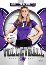 Sophia Atchison's Women's Volleyball Recruiting Profile