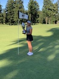 Anastacia Johnson's Women's Golf Recruiting Profile