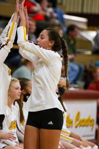 Jadrian Moe's Women's Volleyball Recruiting Profile