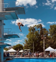 Brady White's Men's Diving Recruiting Profile