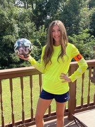 Alison Hughes's Women's Soccer Recruiting Profile