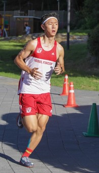 Seawon Park's Men's Track Recruiting Profile