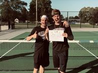Thomas Matuszewski's Men's Tennis Recruiting Profile