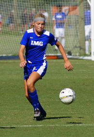 Haley Triplett's Women's Soccer Recruiting Profile