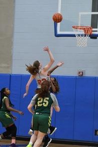 Ashton Garner's Women's Basketball Recruiting Profile