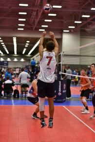 Jackson Carter's Men's Volleyball Recruiting Profile