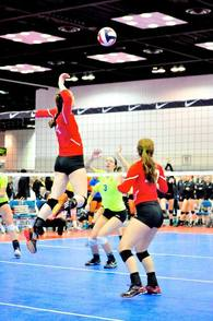 Sydney Burton's Women's Volleyball Recruiting Profile