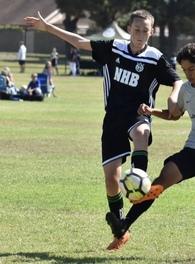 Jamie Eijpen's Men's Soccer Recruiting Profile