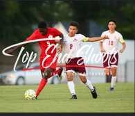 Lansse Conde's Men's Soccer Recruiting Profile