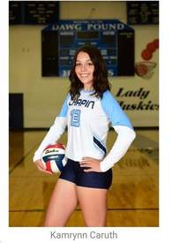 Kamrynn Caruth's Women's Volleyball Recruiting Profile