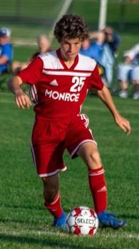 Luis Torres Enriquez's Men's Soccer Recruiting Profile