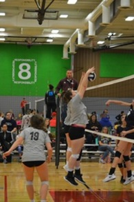 Kayleigh Bishop's Women's Volleyball Recruiting Profile