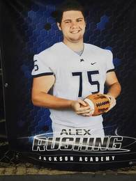 Alex Rushing's Football Recruiting Profile