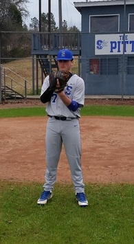 Tyler Cantrell's Baseball Recruiting Profile
