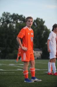 Benjamin Brewer's Men's Soccer Recruiting Profile