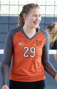 Shannon Morrison's Women's Volleyball Recruiting Profile
