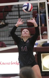 Maci Reopelle's Women's Volleyball Recruiting Profile