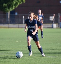 Maggie Hall's Women's Soccer Recruiting Profile