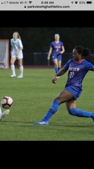 Damaris Gaines's Women's Soccer Recruiting Profile