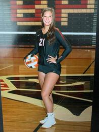 Lucia Coccagno's Women's Volleyball Recruiting Profile