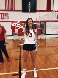 Amber Adams's Women's Volleyball Recruiting Profile