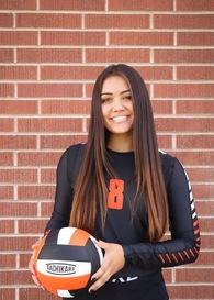 Aja Harrigan's Women's Volleyball Recruiting Profile
