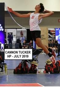 Cannon Tucker's Men's Volleyball Recruiting Profile