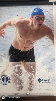 Caine Taft's Men's Swimming Recruiting Profile