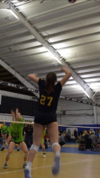 Alexa Psotka's Women's Volleyball Recruiting Profile