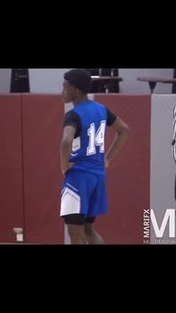 Maasai Brown's Men's Basketball Recruiting Profile