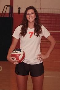 Maria Amory's Women's Volleyball Recruiting Profile