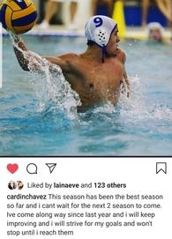 Cardin Chavez's Men's Water Polo Recruiting Profile