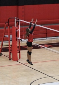 Keva Buckner's Women's Volleyball Recruiting Profile