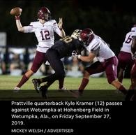 Kyle Kramer's Football Recruiting Profile