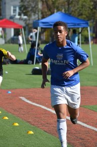 Quincy Marshall's Men's Soccer Recruiting Profile