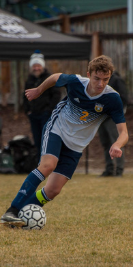 Nathan Andrew's Men's Soccer Recruiting Profile