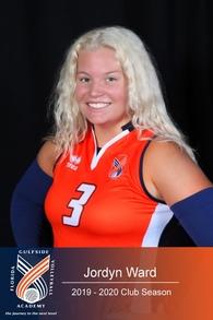 Jordyn Ward's Women's Volleyball Recruiting Profile